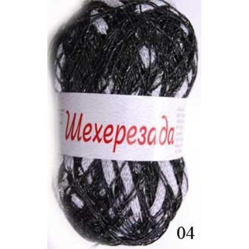 Шехерезада - черно и бяло