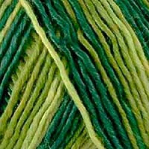 зелен меланж
