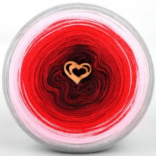 сиво, розово, алено червено, тъмно червено, бордо