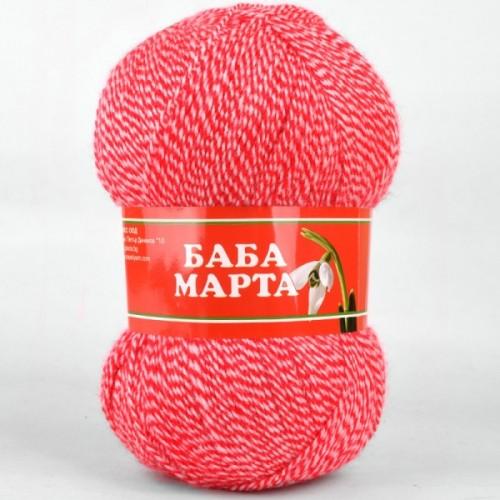 Баба Марта Мулине 100