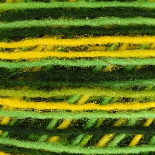 жълто-зелен меланж