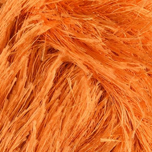 ярко оранжево