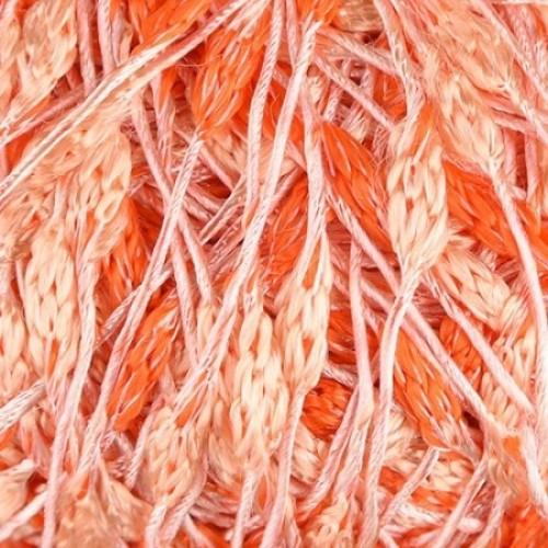 оранжево с кремаво