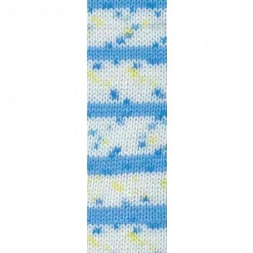 бяло, синьо, жълто