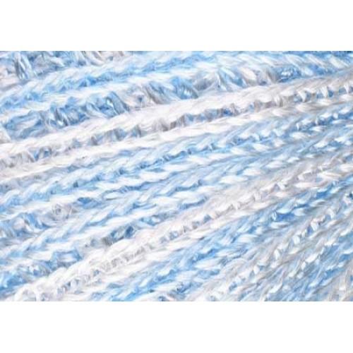 синьо с бяло