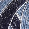 черно и дънково синьо