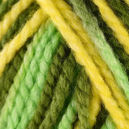 green, yellow