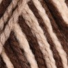 ecru, beige, dark brown
