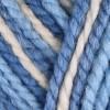 white, blue