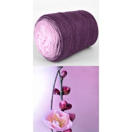боровинка, люляк, светло розово