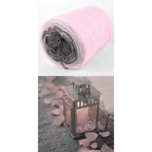 светло розово, светло и тъмно сиво