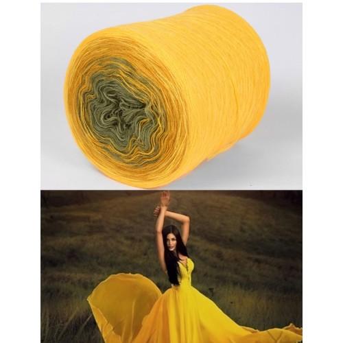жълто, горчица, олив