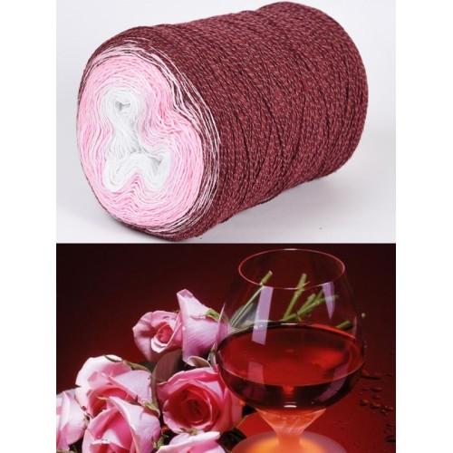 бордо, розово, бяло
