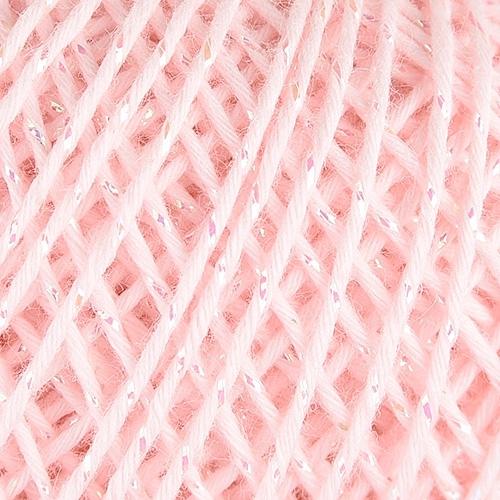 нежно розово с опалесциращо ламе