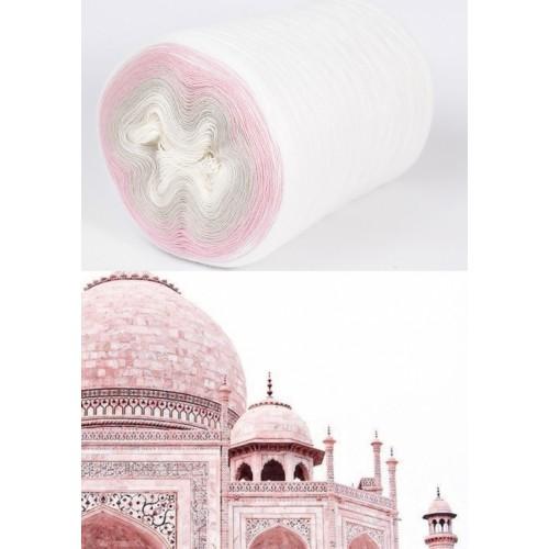 бяло, бледо розово и сиво