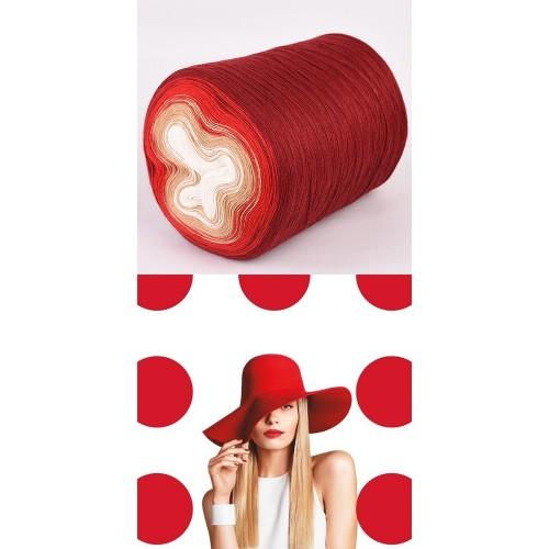 бордо, червено, бежово, екрю