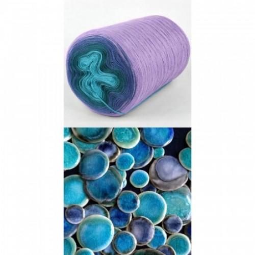 лилаво, дънково синьо, петрол, тюркоаз