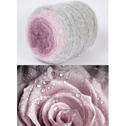 светло сиво и розово, пепел от рози