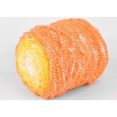 оранжево, жълто, екрю