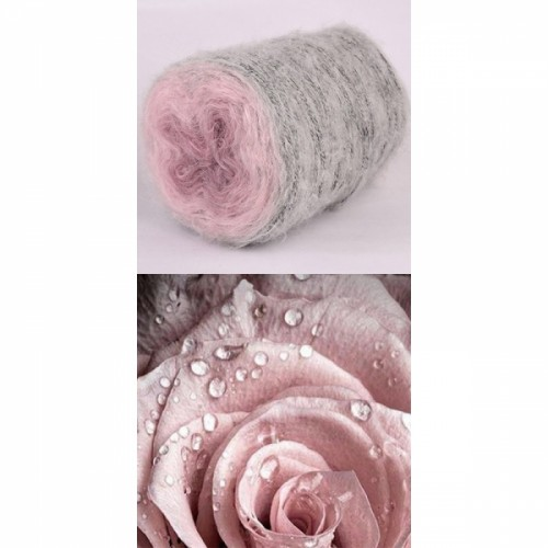светло сиво, пепел от рози