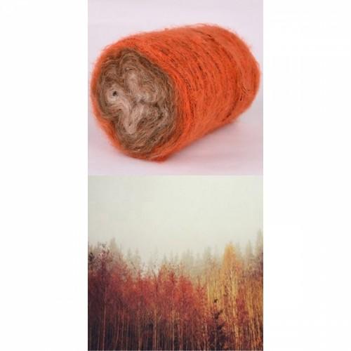 оранжево, светло кафяво, бежово