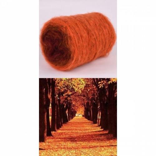 оранжево, кафяво, бордо