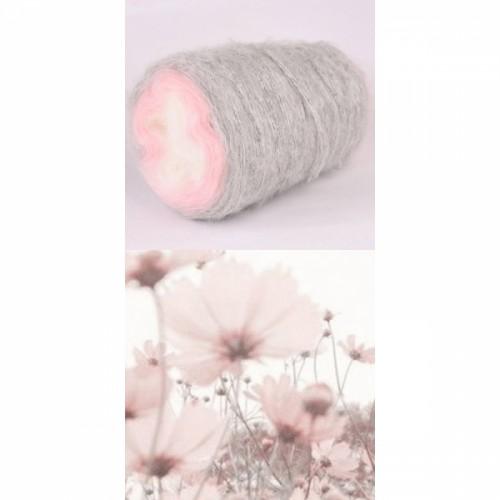 светло сиво, светло розово, бяло