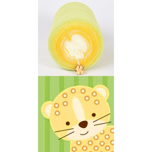 резеда, жълто, екрю