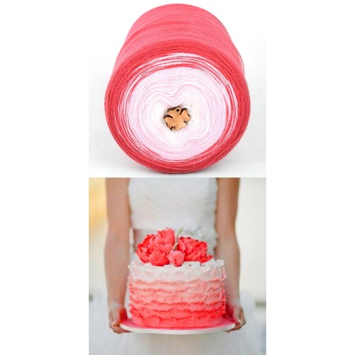 корал, светло розово, бяло