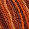 light and dark brick, orange