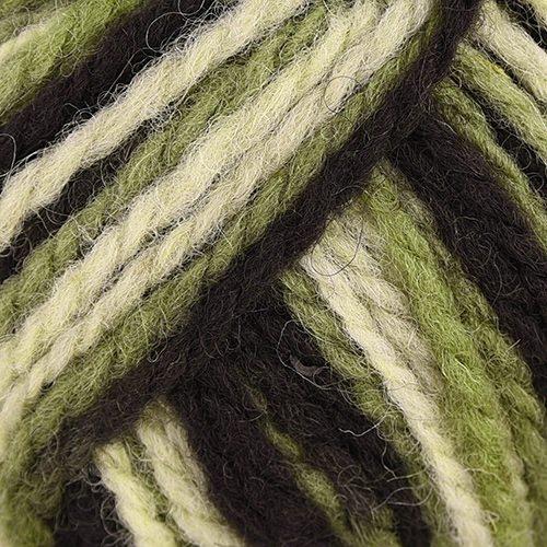 white, green, dark green