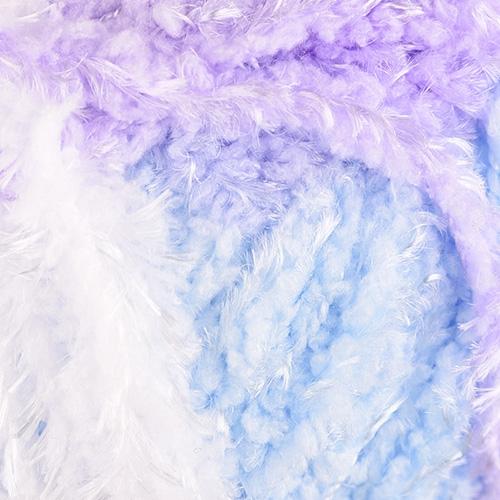 бяло, лилаво, светло синьо