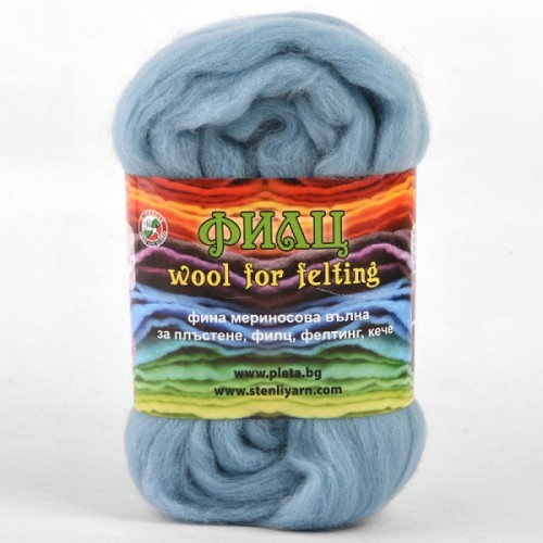 Филц /merino wool for felting/