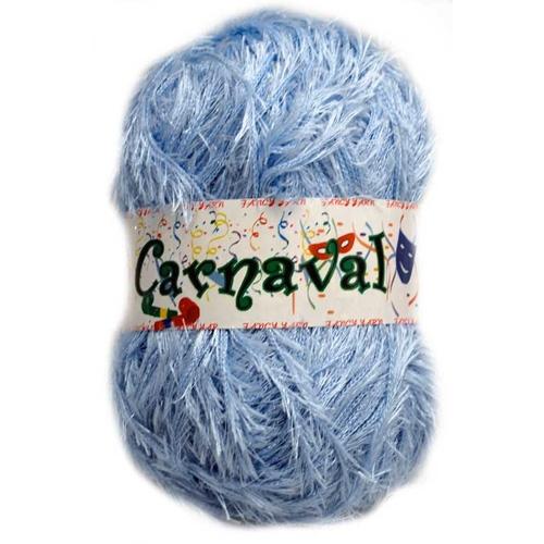 Карнавал /eyelash yarn/