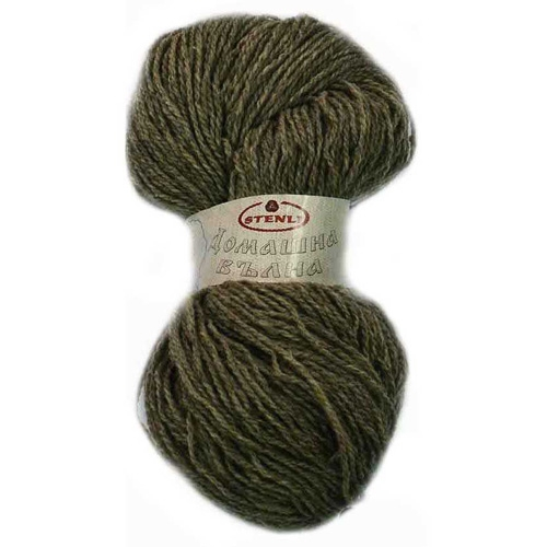 Natural wool 2 ply