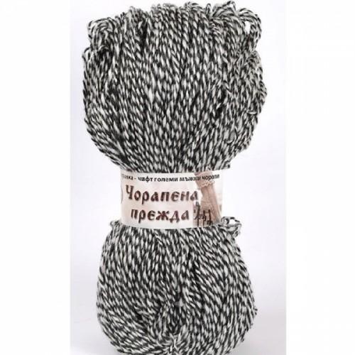 Чорапена прежда